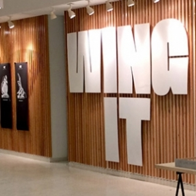Wing It—The Winged Insect Exhibit