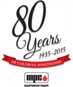 Matthews Paint 80th Anniversary