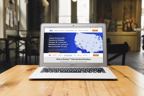 Bluecadet refreshes Anti-Defamation League website.