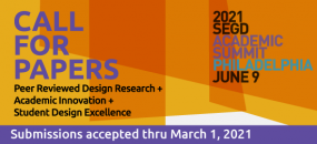 2021 Academic Summit Call for Papers