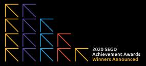 2020 SEGD Fellow and Achievement Award Winners Announced