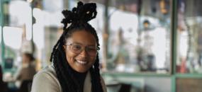 Alesia Hendley, Multimedia Journalist and New SEGD Member