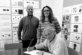 Baltimore's Longest-Running Graphic Design Studio Forges on Thanks to Two Familiar Faces