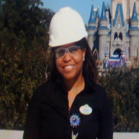 Alexis Blackwell-Brown, Fabrication Designer, Walt Disney Imagineering