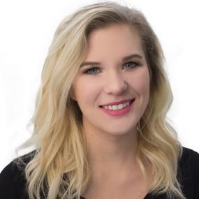 Allie (Alexandra) Bosch is an Environmental Graphic Designer at dPOP! in Detroit