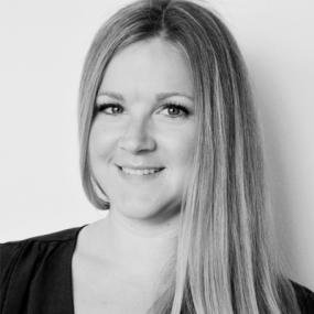 Amanda Eggleston, Experiential Graphic Designer, IA Interior Architects, Chicago