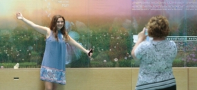 Amri Studio Helps Dayton Children's Donor Wall Take Flight