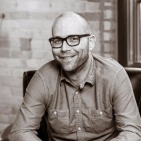 Andrew Devich is a Graphic Designer at the 106 Group in Minneapolis