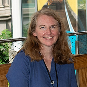 Anne Fullenkamp is the Director of Design at the Children's Museum of Pittsburgh.