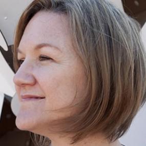 Photograph of Anne Burdick