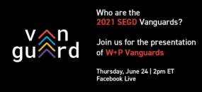 SEGD Vanguards