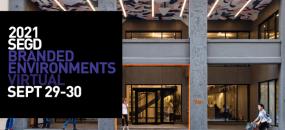 Fifth Anniversary of SEGD Branded Environments September 29-30!
