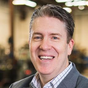 Greg Teffertiller, Vice President of Marketing at Image Manufacturing Group (IMG) in Atlanta.