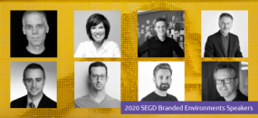 2020 SEGD Branded Environments Speakers image