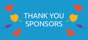 Thank you to all our 2019 SEGD event Sponsors!