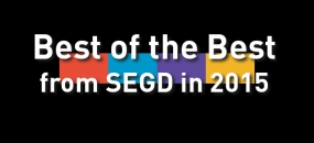 SEGD's Best of the Best Content in 2015