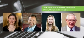 Business of Design event in Portland, April 27, 28