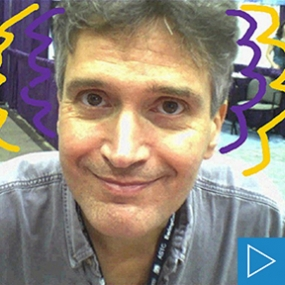 Headshot of Brad Larson, Brad Larson Media
