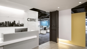Ware Malcomb Announces Construction Complete on CBRE