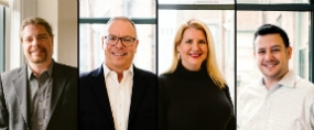New Leadership Team at Carbone Smolan Agency