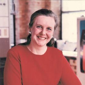 Headshot of Carol Naughton, CN+A