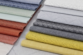 Designtex + Coalesse Collection Announced (Image: textured fabrics)