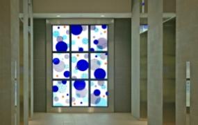 DSA Lights Up Art Glass