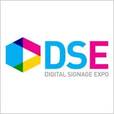 GRaphic for the 2014 DSE at the Mandalay Bay Convention Center in Las Vegas