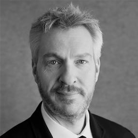 David Siegel, Director of Surface Imaging, Designtex