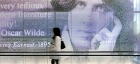 Image of Dublin Airport - Oscar Wilde Graphics