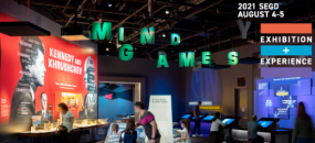Behind-the-Scenes Tours at the 2021 SEGD Exhibition and Experience event