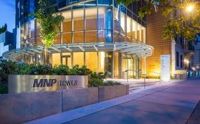 Entro MNP Tower
