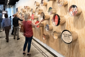 Exhibit Designers and Planners specify CHPL for their Experiential Environment projects.