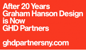 Graham Hanson Design is Now GHD Partners