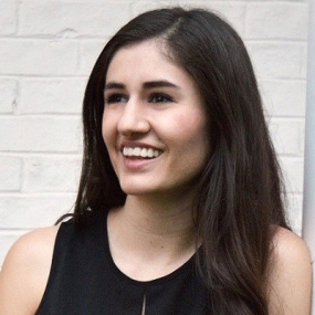 Gabriela Sanders is an Associate UI/UX Designer at Nano Global in Austin, TX.