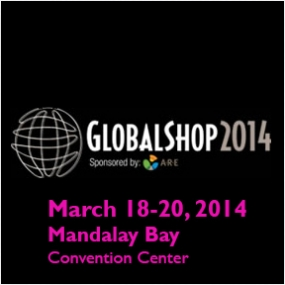 Graphic for the 2014 Global Shop Expo