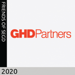 GHD Partners (Formerly Graham Hanson Design), 2020 Friend of SEGD