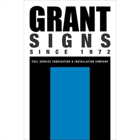 Grant Illuminated Signs Logo
