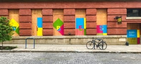 Bringing Optimism Back to our Cities One Color at a Time