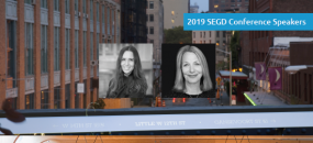 Meet the awesome speakers for the 2019 SEGD Conference Experience Austin!