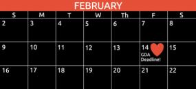 The 2020 SEGD Global Design Awards entry deadline in Valentine's Day, Friday.