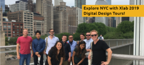 SEGD Tours NYC at Xlab 2019