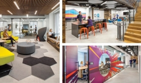 IA's DC Office wins CoreNet Award for Design Excellence