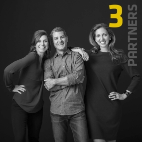 Congratulations to Infinite Scales three partners: Amy Lukas, Cameron Smith and Molly Mazollini