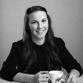 Theresa Calabrese life's journey has been riddled with an affinity for storytelling. Since a young age Theresa Calabrese has dreamed of becoming a writer to forging ways to tell stories through design.
