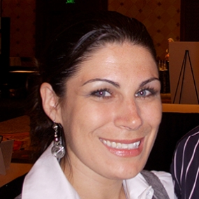 Headshot of Jennette Foreman, SEGD Director of Events