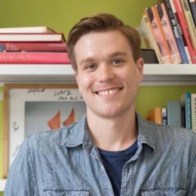 Kevin Spencer is a Junior Designer at Two Twelve in New York