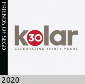 Kolar Design, 2020 Friends of SEGD