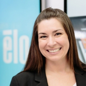 Kristin Roubie is a Channel Sales Manager for Interactive Solutions at Elo Touch Solution in Los Angeles.