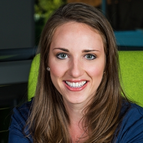 Lacey Engelke is a Workplace Designer & Strategist with Adobe in San Francisco